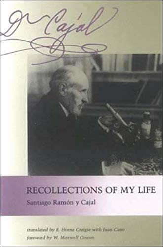 9780262680608: Recollections of My Life (MIT Press)