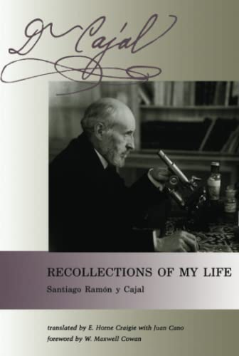 9780262680608: Recollections of My Life (The MIT Press)