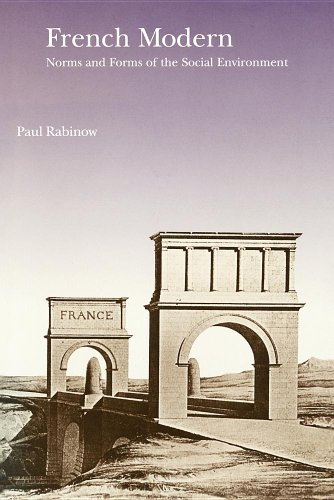 9780262680660: French Modern: Norms and Forms of the Social Environment