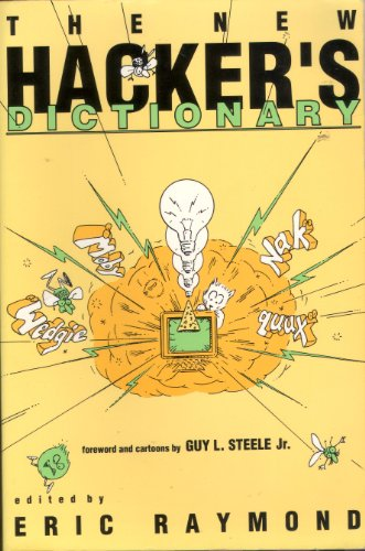 9780262680691: The new hacker's dictionary
