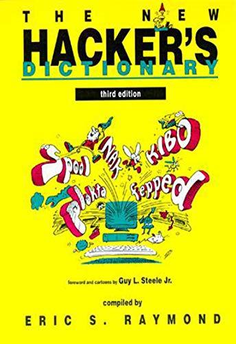 9780262680929: The New Hacker's Dictionary