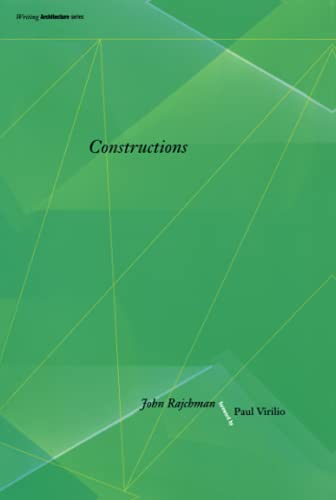 9780262680967: Constructions (Writing Architecture)