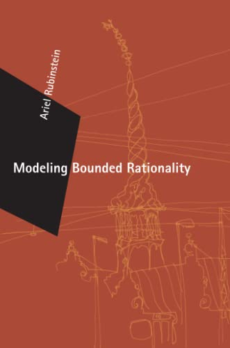 9780262681001: Modeling Bounded Rationality