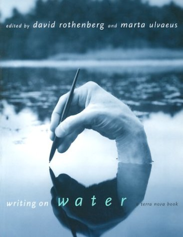 9780262681360: Writing on Water (Terra Nova Books)