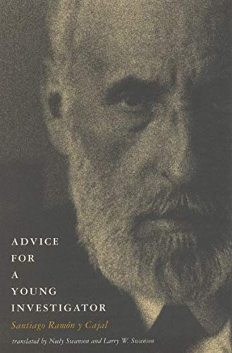 9780262681506: Advice for a Young Investigator (MIT Press)