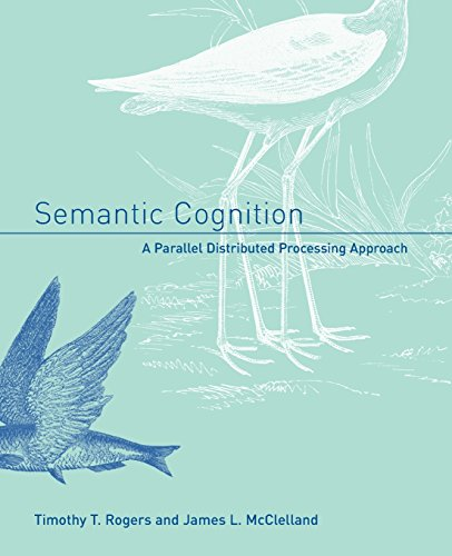 9780262681575: Semantic Cognition: A Parallel Distributed Processing Approach (MIT Press)