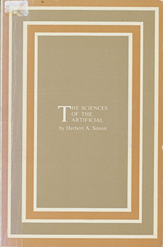 9780262690232: Sciences of the Artificial