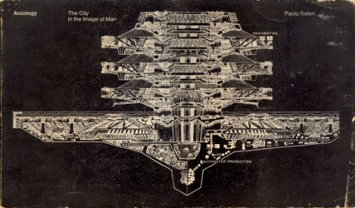 9780262690416: Arcology: The City in the Image of Man