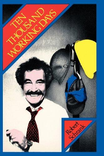 9780262690645: Ten Thousand Working Days (MIT Press)