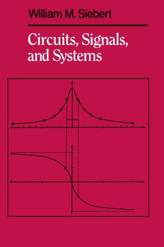 9780262690959: Circuits, Signals, and Systems (MIT Press)