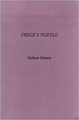9780262690966: Frege's Puzzle (Bradford Books)