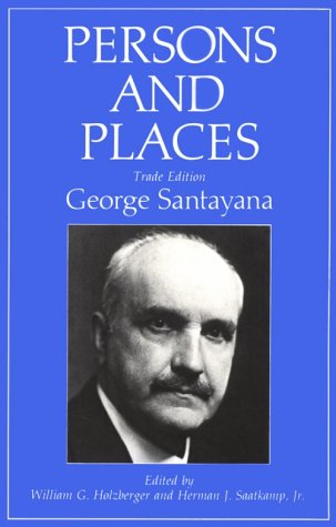 9780262691147: Persons And Places: Fragments of Autobiography