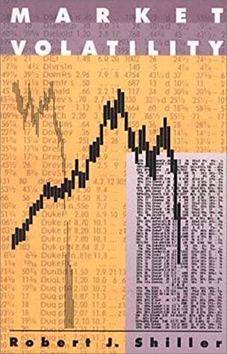 9780262691512: Market Volatility