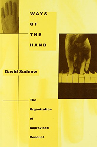9780262691611: Ways of the Hand: Organization of Improvised Conduct