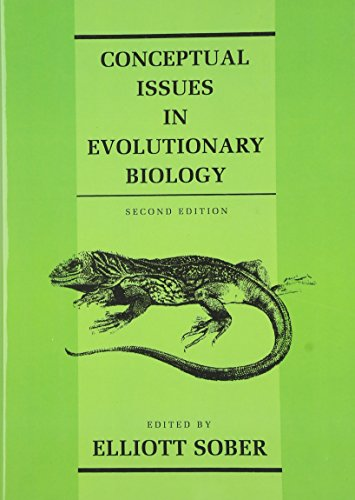 9780262691628: Conceptual Issues in Evolutionary Biology: Second Edition (Bradford Books)