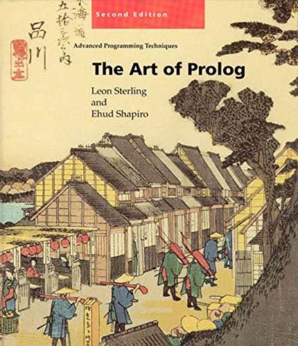 9780262691635: The Art of Prolog: Advanced Programming Techniques