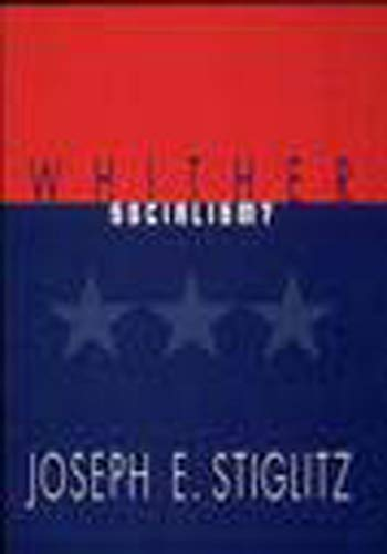 9780262691826: Whither Socialism? (Wicksell Lectures)