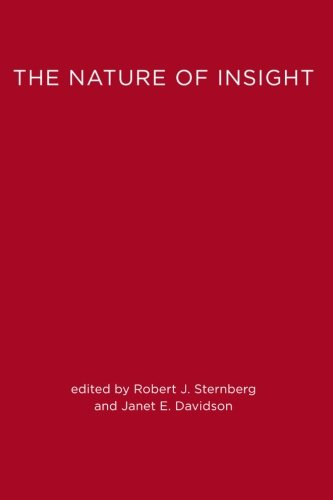 9780262691871: The Nature of Insight (Bradford Books)