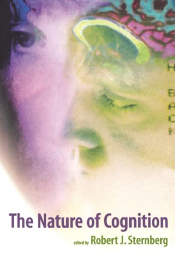The Nature of Cognition (Bradford Books) (A Bradford Book) - Sternberg, Robert J.