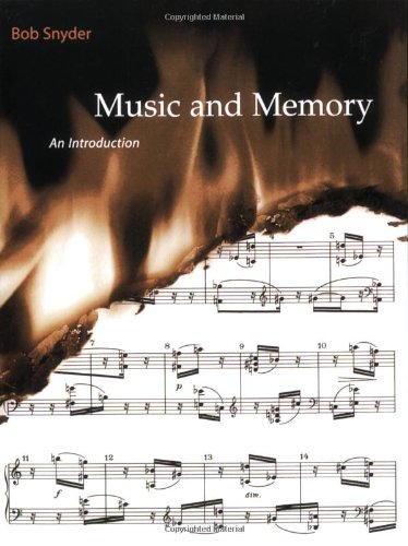 9780262692373: Music and Memory: An Introduction