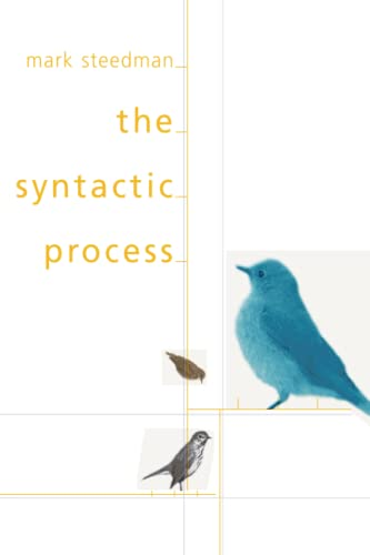 9780262692687: The Syntactic Process