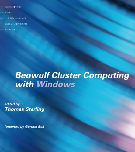 9780262692755: Beowulf Cluster Computing With Windows