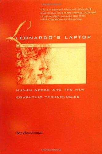 9780262692991: Leonardo's Laptop: Human Needs and the New Computing Technologies (MIT Press)