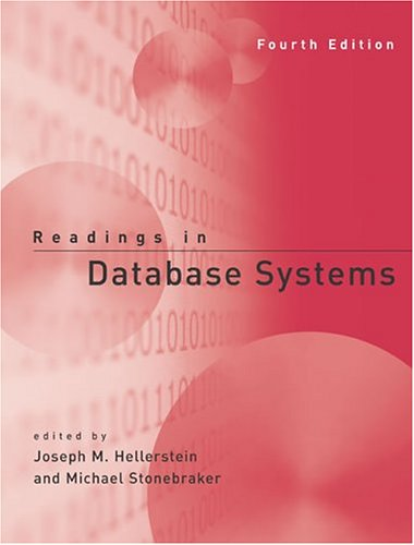 9780262693141: Readings in Database Systems (MIT Press)