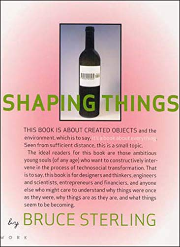 9780262693264: Shaping Things (Mediaworks Pamphlets)