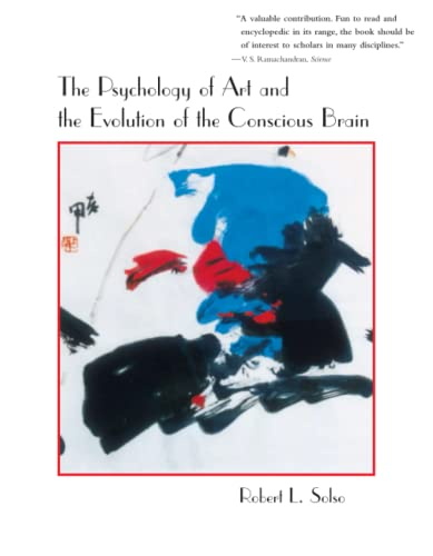 9780262693325: The Psychology of Art and the Evolution of the Conscious Brain (MIT Press)