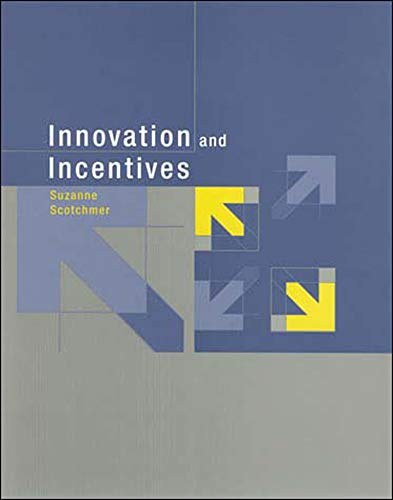 9780262693431: Innovation and Incentives (MIT Press)