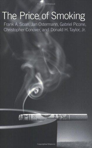 9780262693455: The Price of Smoking (MIT Press)