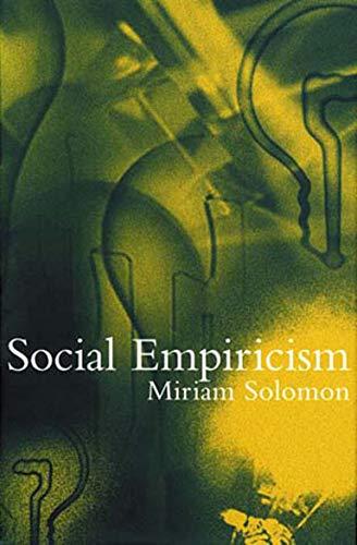 9780262693523: Social Empiricism (MIT Press)
