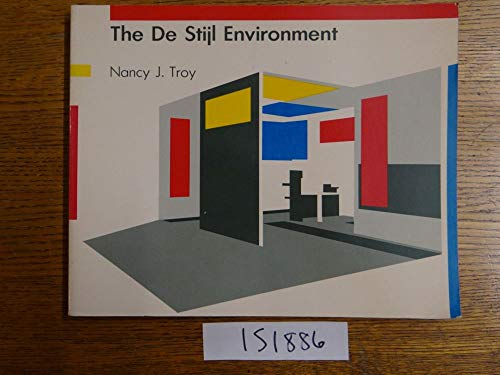9780262700306: The De Stijl Environment