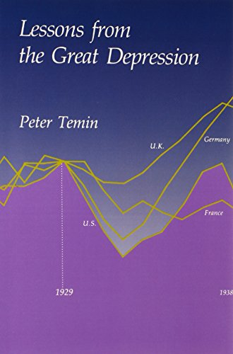 9780262700443: Lessons from the Great Depression (Lionel Robbins Lectures)