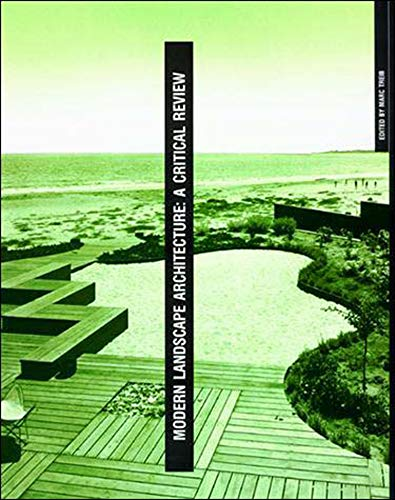 9780262700511: Modern Landscape Architecture: A Critical Review (MIT Press)