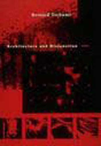 9780262700603: Architecture and Disjunction (MIT Press)