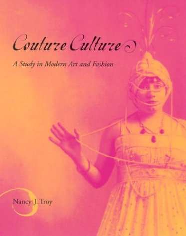 9780262701037: Couture Culture: A Study in Modern Art and Fashion