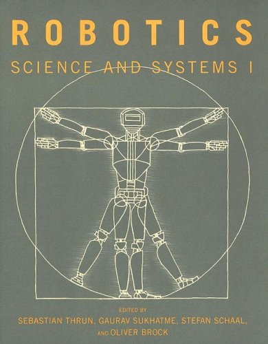 9780262701143: Robotics: Science and Systems I (MIT Press) (No. 1)