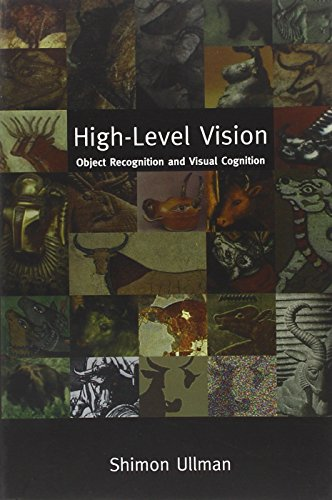9780262710077: High-Level Vision: Object Recognition and Visual Cognition