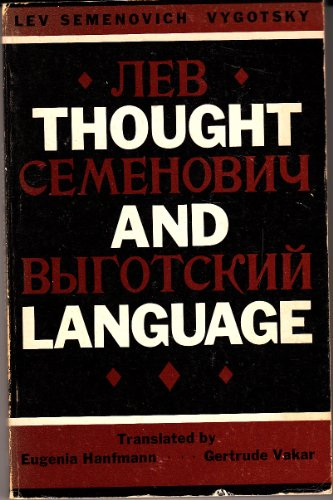 9780262720014: Thought and Language
