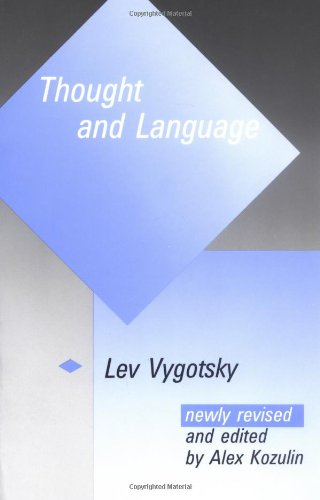9780262720106: Thought and Language