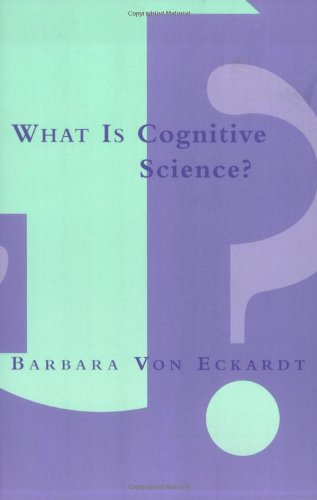 9780262720236: What Is Cognitive Science? (MIT Press)