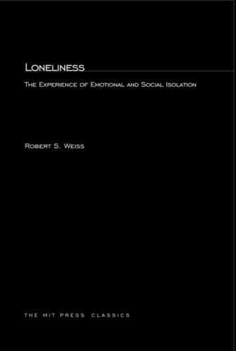 9780262730419: Loneliness: The Experience of Emotional and Social Isolation