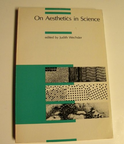 9780262730563: On Aesthetics in Science