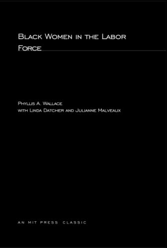 9780262730631: Black Women In The Labor Force (MIT Press)