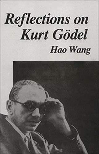 9780262730877: Reflections on Kurt Goedel