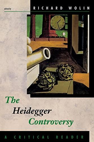 9780262731010: The Heidegger Controversy: A Critical Reader
