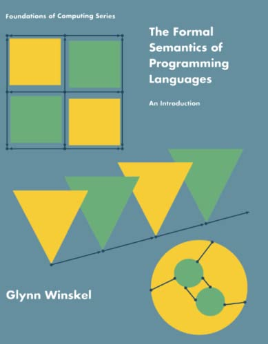 9780262731034: Formal Semantics: An Introduction