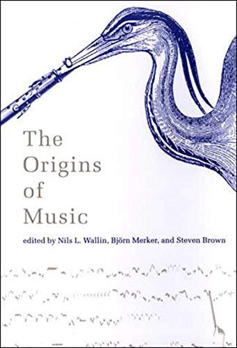 9780262731430: The Origins of Music